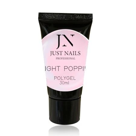 JUSTNAILS Polygel - Light Poppin 30ml