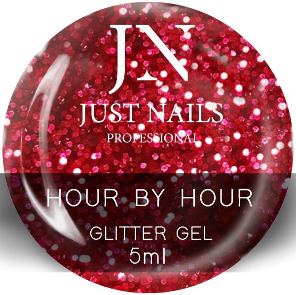 JUSTNAILS Farbgel Hour by Hour - Chrome Effect Gel