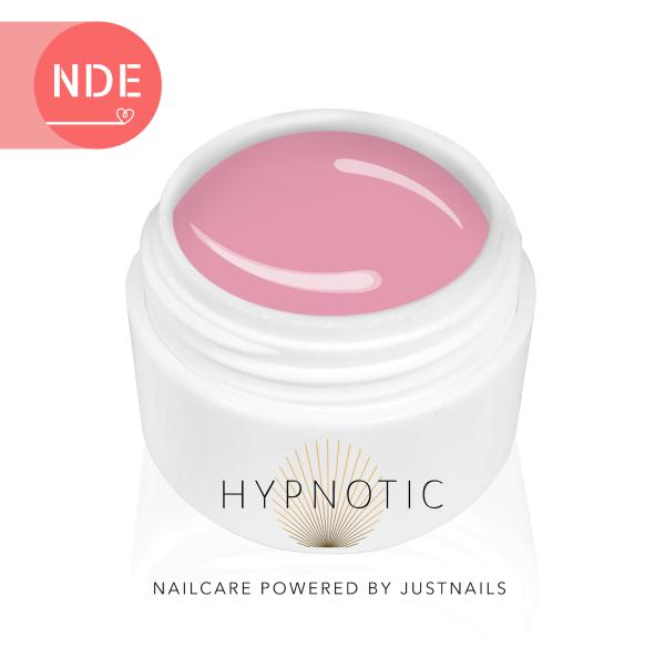 NDE Builder Aufbaugel pink milchig weiß - mittel bis dickviskos HYPNOTIC - Hazel