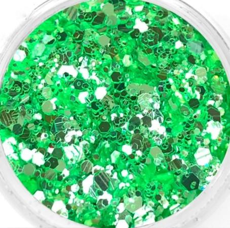 JUSTNAILS Glitter Inoah