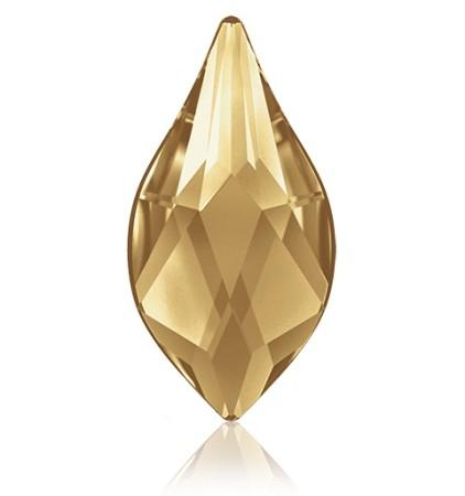 Swarovski® Flame Golden Shadow
